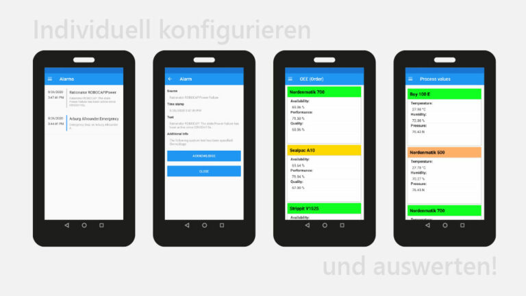 """FASTEC 4 PRO App """"Mobile-Client"""""""
